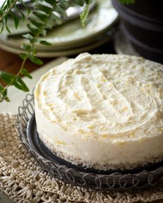 "Raw Pineapple Coconut ""Cheesecake"" —Raw Food Rawmazing Raw Food"