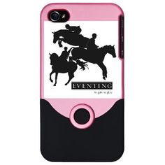 Eventing iPhone Case- I want!!