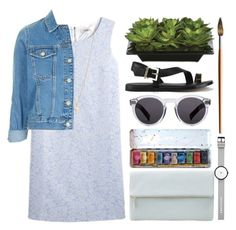 """""""let it happen"""" by donia98 ❤ liked on Polyvore"""