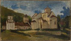 Djordje Krstic - Manastir Studenica- Monastery Studenica