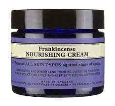 Our #Frankincense Nourishing Cream helps replenish skin's natural moisture. #NYR #Naturalbeauty #antiageing