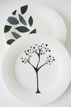 Good Ideas For You | Paint On Ceramic