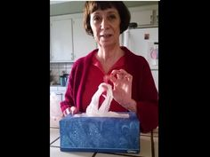 Marketing expert Katherine Andes recently shared a tutorial where she demonstrates how to use a tissue box to easily store and dispense plastic grocery bag Fold Plastic Bags, Storing Plastic Bags, Plastic Bag Storage, Plastic Grocery Bags, Diy Kitchen Storage, Ikea Storage, Fabric Storage, Kitchen Hacks, Cleaning