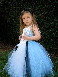 Alice in Wonderland Dress Pattern   alice in wonderland tutu dress costume