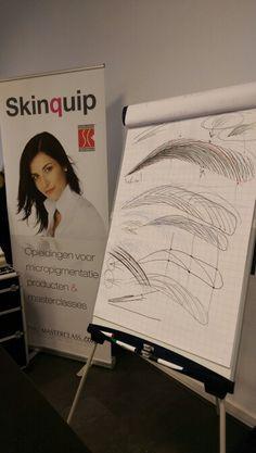 Leer permanente make up bij Skinquip