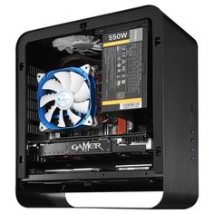 Cooltek Unveils UMX1 Plus Mini-ITX Chassis