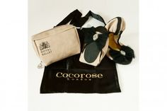 cocorose folding ballet pumps, royal ballet