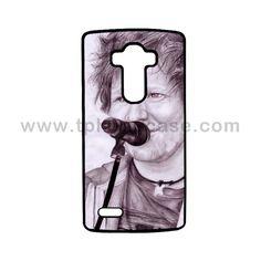 LG G4 Durable Hard Case Design With Ed Sheeran