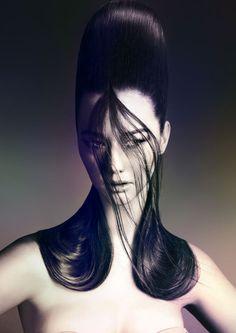 2014 AHFW Avant Garde Hairdresser of the Year Yoshi Su