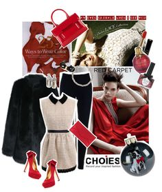 """""""Red Carpet!"""" by valeria-87 ❤ liked on Polyvore"""