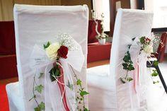 Allestimento matrimonio in Municipio