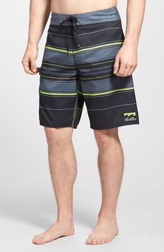 Men's Billabong 'Parallel' Board Shorts