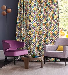 View ARA 10625 by Zimmer and Rohde at Ethnic Chic. Worldwide Shipping Fabrics Zimmer and Rohde Curtain Geometric Embroidered Cotton Shops, Cosy Corner, Ethnic Chic, Window Treatments, Breakup, Textiles, Curtains, Fabrics, Color
