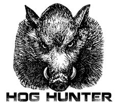 Dixie Land Outdoors Brand Hog Hunting t shirt by DGSOutfitters