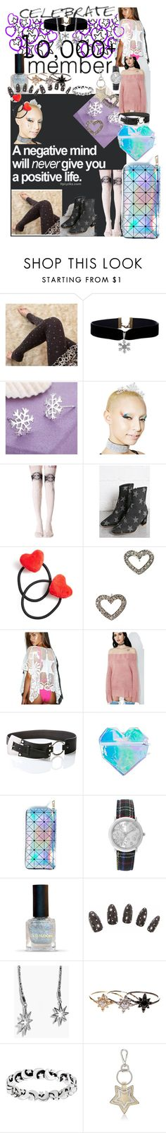 """""""Life is funny"""" by lerp ❤ liked on Polyvore featuring Little Flower, Ana Accessories, Cape Robbin, Ponytail Pals, Wildfox, Ecru Lab, ESQAPE, Mixit, Boohoo and Free Press"""