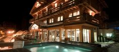 Richard Branson does it again! The Lodge in Verbier, the ultimate house party chalet, with fabulous service and one of the best apres-ski resorts in the Alps.