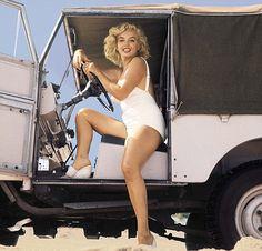 Marilyn Monroe- love roll