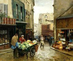 Victor Gabriel Gilbert (French, 1847–1933)