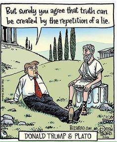 On Trump's philosophy.