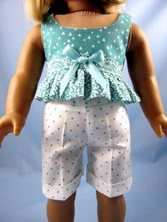 18 Inch Doll Clothes Doll Play Outfit Fits American Girl