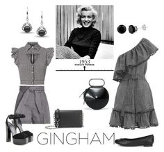 """""""Gingham"""" by ena07-dlxx ❤ liked on Polyvore featuring Marissa Webb, Zimmermann, Giuseppe Zanotti, Clarks, 3.1 Phillip Lim and Alexander Wang"""
