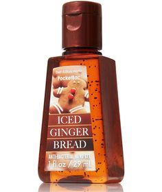 I'm obsessed!! Iced Gingerbread Pocketbac Holiday 2012.