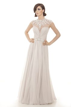 ca5e2b3414 Eleni Elias Collection Official Web Site - Mother of the Bride Collection -  Style M110 Best