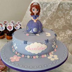 tarta princesa sofia - Buscar con Google