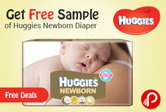 Huggies Free deals is offering Free Sample of Huggies Newborn Diaper. Just fill the details. Extra soft like cotton keeping your newborn's skin soft and dry. You shall receive the sample packet (2 X Pack of 2). @Huggies http://www.paisebachaoindia.com/get-free-sample-of-huggies-newborn-diaper-free-deals-huggies/