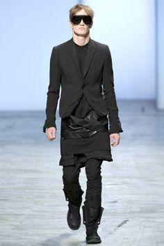 Rick Owens Spring 2012 Menswear Collection Photos - Vogue