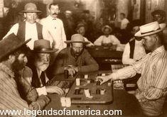 Saloon Life - Old West  Google Image Result for http://www.legendsofamerica.com/photos-oldwest/Faro2-500.jpg