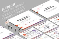 Designers proposal template by stilltz design on creativemarket business powerpoint template templates business powerpoint template is to require no other graphics programs like photoshopyou can by lunik studio toneelgroepblik Images