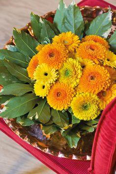 Wonderful yellow gerbera bouquet #orangegerberas #redgerberas #inspiration #colouredbygerbera #dutchgerbera