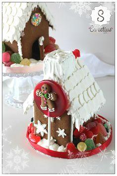 gingerbread house 3 Gingerbread, Desserts, House, Food, Tailgate Desserts, Deserts, Home, Ginger Beard, Essen
