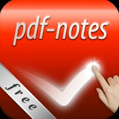PDF notes- Scan your worksheets into a PDF file and open with this app. Students can write on the worksheet and print, save to your Dropbox, or email(you could even email to parents). Makes boring worksheets fun! So many possibilities...take a story have students highlight things...main idea, vocab words, nouns, etc. they can also make annotated notes. FREE