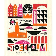 Designspiration — print & pattern: KITCHENWARE - dishcloths etc