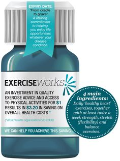 Exercise works