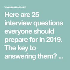58 Best Interviewing For The Job! images in 2019 | Interview