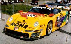 01 - Porsche 911 GT1 - Rohr Corp. SportsCar GTS Mosport 1997