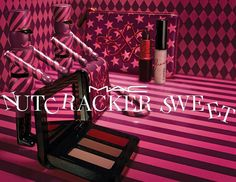MAC Nutcracker Sweet Holiday 2016 Collection