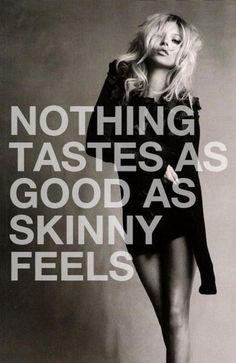 So true.... But I do love me some chocolate cake!