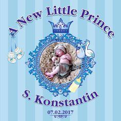 A NEW PRINCE - S. KONSTANTIN