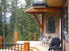 Moon Dance Perch is a custom built modern cabin accommodation offering privacy, full amenities, and fully accessible for the handicapped. Lower Deck, Kitchen Doors, Drop, Building, Outdoor Decor, Modern, Home Decor, Homemade Home Decor, Buildings