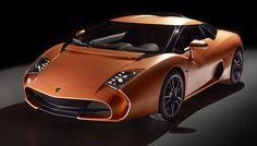 2014 Lamborghini 5-95 Zagato, Made-To-Order Only.