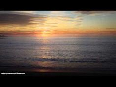 ▶ Relaxing chill out music with sunrise by the sea 10 - YouTube  #chillout #relaxing #nature #sounds #music #beach #travel #traveling #chill #relax #sunrise #sunset #sky #sea #water #slowmotion