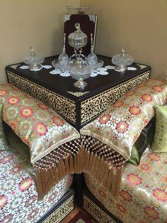 صالون مغربي رائع من أمريكا تشاركنا به لالة نادية (6)