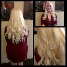 Hair by Lei @salonink #beautiful #blonde #longhair #nofilter