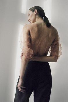 Nadine Goepfert: Matters of habit - Thisispaper Magazine