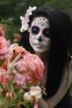 day of the dead by ~hannah-jo on deviantART