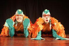 A peça conta com performances do Circo da Silva e das artistas Fernanda Marques e Isabel Abrantes